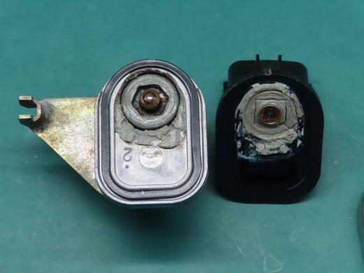 ユーノスコスモ 車速センサー修理 J001 55 475(949974-0032)