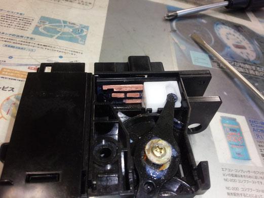 スズキ キャリイ DA63 エアコンが入らない時がある ファンスイッチ修理