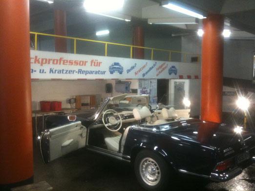 Daimler Pagode