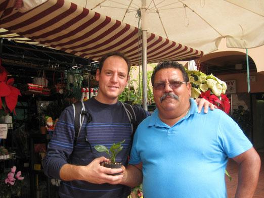 Blumenmarkt Santa Cruz de Tenerife