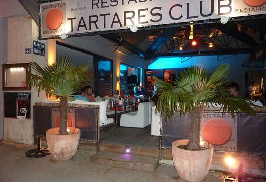 Le 3 Août au Tartares Club