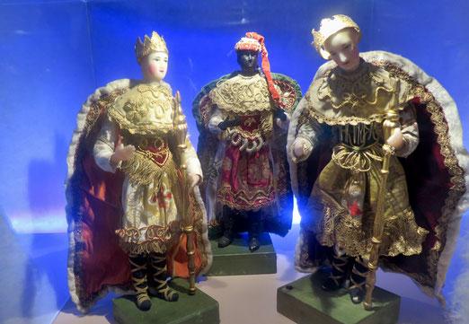 06. Januar 2019 -  Epiphanie oder die Heiligen Dreikönige