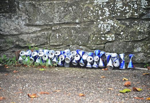29. November 2020 - Unglaublich viel Durst