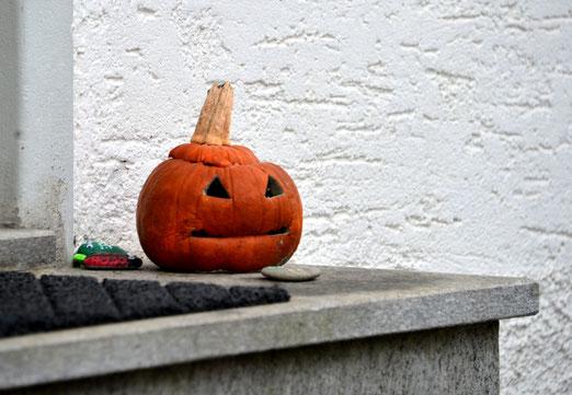 28. November 2020 - Gut bewachtes Haus. Gegen alle bösen Geister.