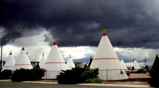 Wigwam Motel - Als der grosse Regen kam