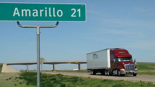 """Sie kennen sicher den """"Ohrwurmschlager"""" von Tony Christie: Is this the way to Amarillo?"""