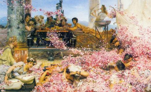 Heliogabalus - Alma Tadema