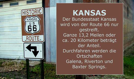 Wir verlassen Missouri und kommen nach Kansas