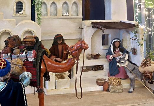 24. Dezember 2018 - Trockene Weihnacht 2018 - im Schaufenster