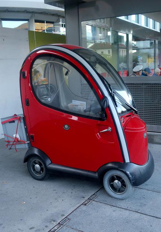 29. Oktober 2019 - Stadtgerecht! Ist dies das Verkehrsmittel der Zukunft?