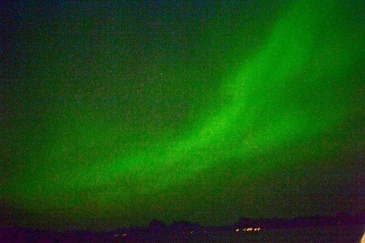 28. September 2019 -Bild der Nacht - Das Nord- oder Polarlicht.