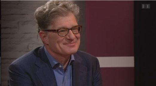 Roger Willemsen: Der ewig Reisende 56 min, aus Sternstunde Philosophie vom 26.7.2015 im Schweizer Fernsehen