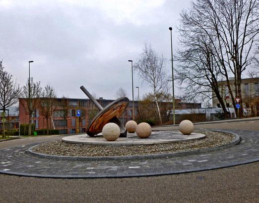Arlesheim, Birseckstrasse (Bild: Paul Zurlinden, Reinach)