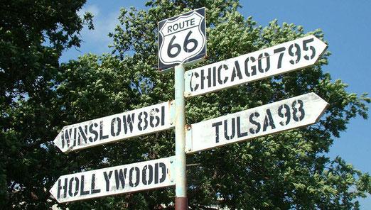 Inzwischen liegt Chicago 795 Meilen oder ca. 1300km hinter uns.