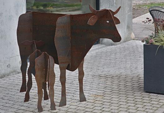 """22. Oktober 2019 -Die ideale """"Kuhschweiz"""" ohne Milchschwemme und Subventionen."""