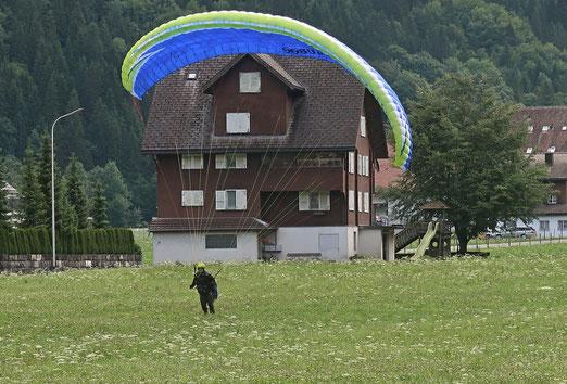 """08. Juli 2018 - """"Machen wir's den Schnecken nach..* Unterwegs mit dem eigenen Haus?"""
