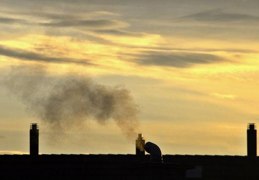 13. Dezember 2020 - Rauchzeichen für mehr Wärme
