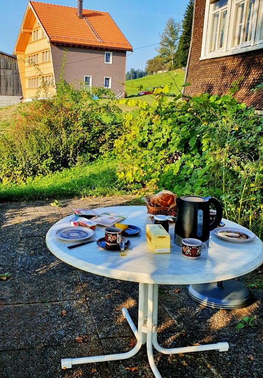 14. September 2020 - Déjeuner sur l'herbe