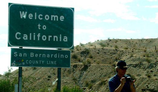 Die letzten Anlaufstationen vor dem Endziel LOS ANGELES