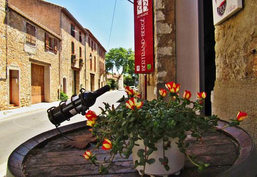 15. Juli 2021 - Viel Sonne, Wein und Me(h)(e)r in den Corbières, ganz im Süden Frankreichs.