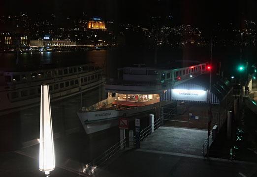 03. Januar 2019 - Winkelried im Feiertagsstress in der Leuchtenstadt