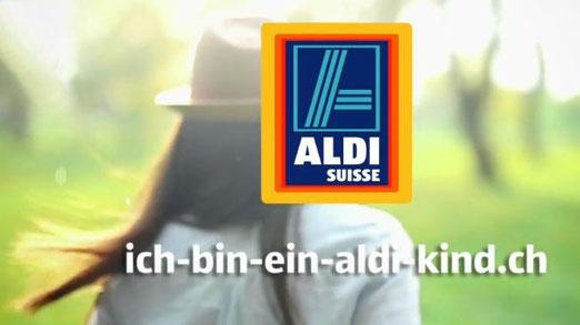 Aus der Aldi-Werbung