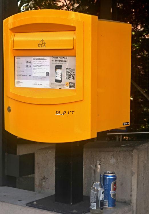09. September 2020 - Der gelbe Riese hatte schrecklichen Durst
