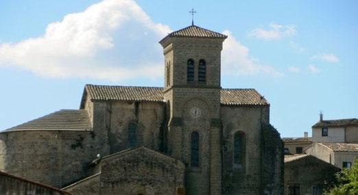 Abtei Saint Hilaire (Hilarius). Languedoc  FR