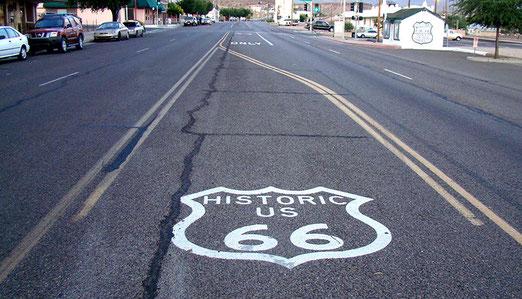 """On the Road Again.. (Unser Lieblingslied wenn wir zwei """"Gesangskünstler"""" allein auf der Route 66 unterwegs waren)"""