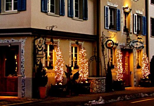 19. Dezember 2020 - Trotz allem. Der Versuch Weihnachten herbeizuzaubern.