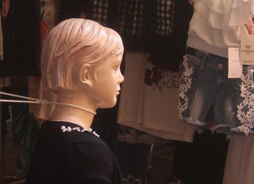 15. November 2019 - Modebranche. Wie man ungestüme Kinder auch bändigen kann.