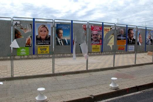 14. April 2012 - Wahltaten