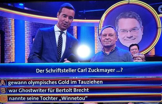 "Aus der ARD-Sendung ""Wer weiss den sowas""    (Bild: Screenshot)"