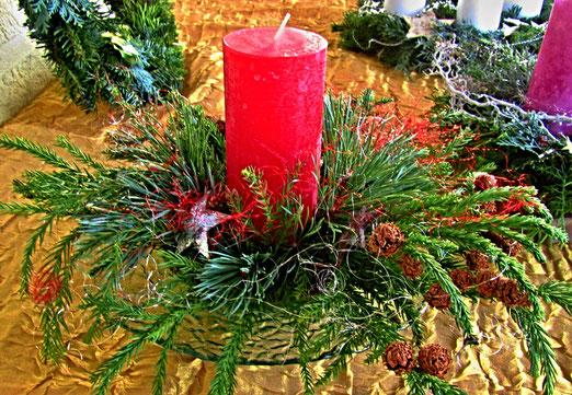 01. Dezember 2018 - Noch kein Kerzlein brennt...