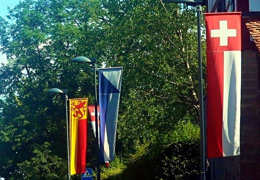 06. August 2020 -Noch immer flattert die Schweiz. Nationalfeiertag mit Nachhall.