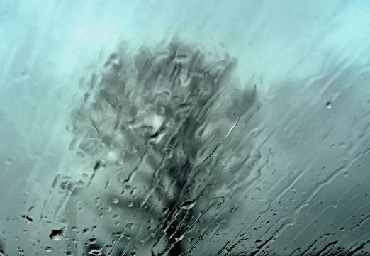15. Mai 2018 - So viel zum Wetter
