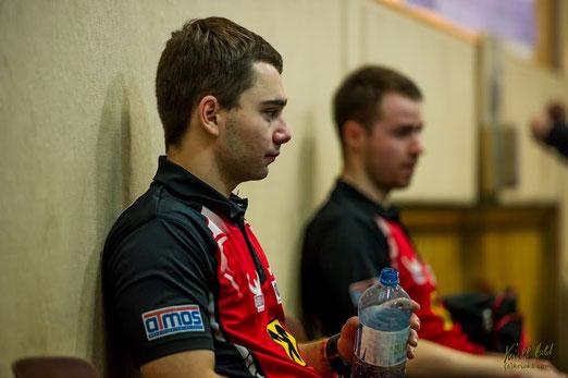Nachdenken, analysieren und aus Niederlagen lernen. Die Sierndorfer Michael Kufmüller und Martin Kinslechner nehmen die Herausforderung an und wollen sich in der Bundesliga etablieren.