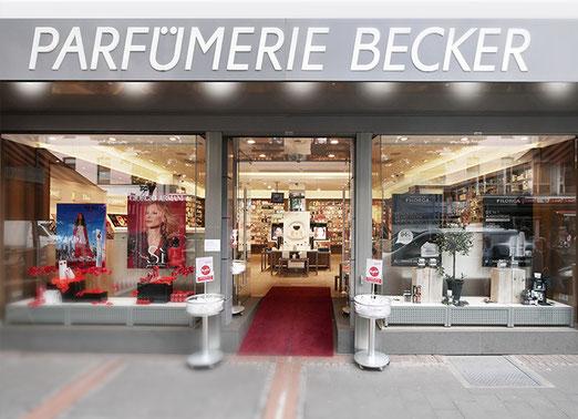 Nordstrasse einkaufen shopping Düsseldorf Duft Kosmetik D&G