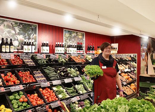 Nordstrasse einkaufen shopping Düsseldorf Bio Lebensmittel