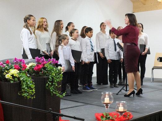 """""""Junge Chöre - Junge Stimmen"""" - Konzert in Nordheim - 2015"""