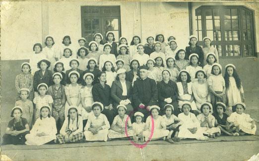 La Hijas de María, Salesianos, Linares.