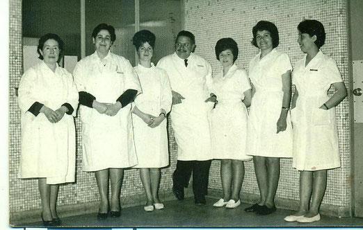 Equipo de Dentistas Hospital de Linares