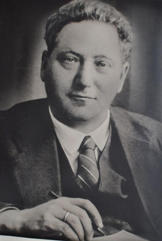 Heinrich Wolff, von der SS ermordet 1941. Foto: privat