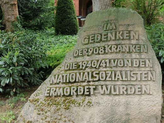 Gedenkstein, Weinsberg, Foto: Anne Schaude, Nürtingen, alle Rechte vorbehalten!