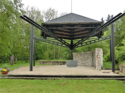 Gedenkstätte Grafeneck (Foto Schaude, 2013)