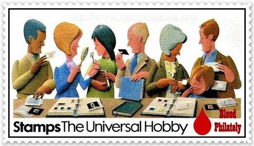 Sellos: El Hobby Universal, HemoFilatelia.