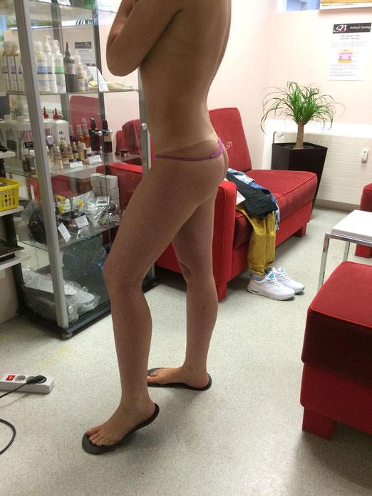 Spray Tanning statt Solarium im Studio Villingen-Schwenningen