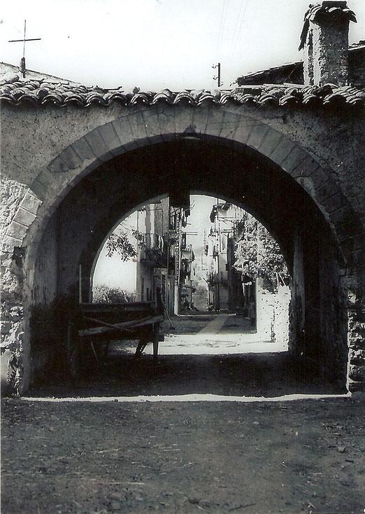 Porche de San Antonio