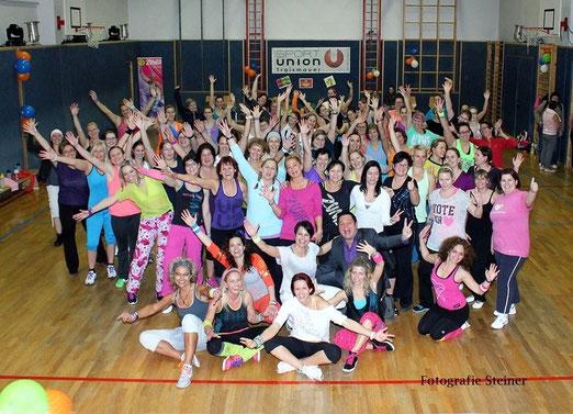 November 2013 Zumba®-Fitness-Party Traismauer