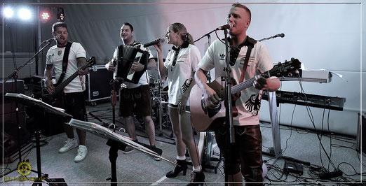 Party Cover Band Sicherheitshalbe - 2016